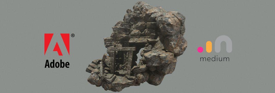 Game Asset Creation in VR by Jaakko Saari