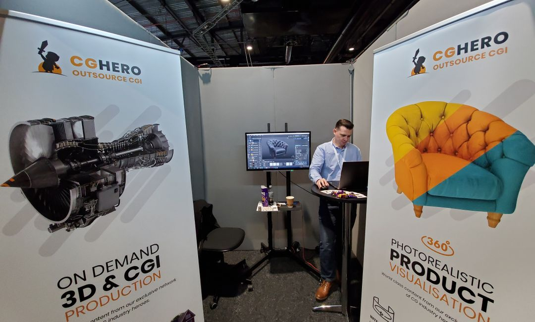 Tech Show North Manchester 2019 Demo