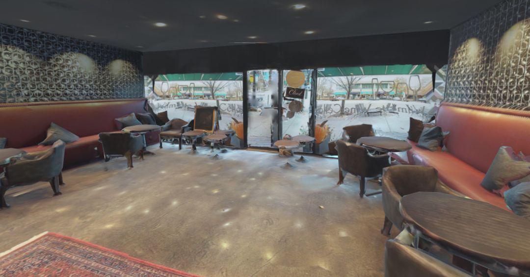 Room Scan Optimisation & Cleanup