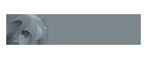 Daz 3D Company Logo Light