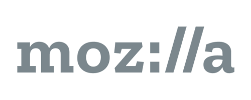 Mozilla Company Logo Light