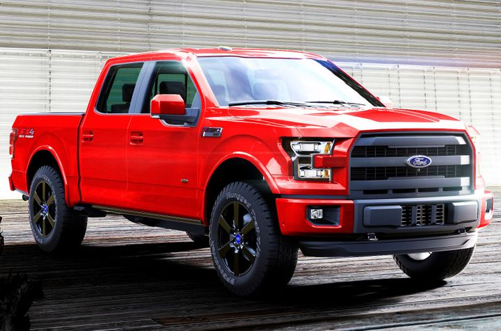Ford F-150 Vehicle 3D Modeling by CG Hero Raul Fernandez