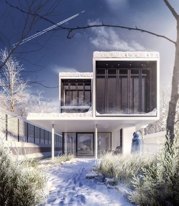 Interior Visualisation by CG Hero - Toni Tebé