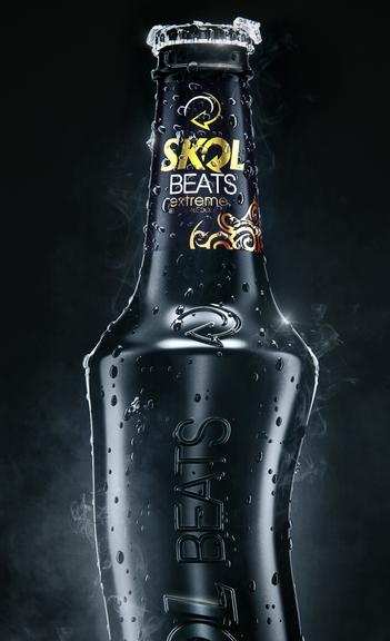 Skol Beats Black Packaging by CG Hero Rodrigo Raiol