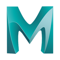 Mudbox Software Icon