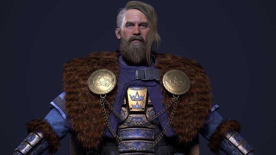Galahad Knight, Arthur