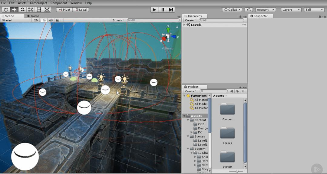 Advanced Design: Game Development Course