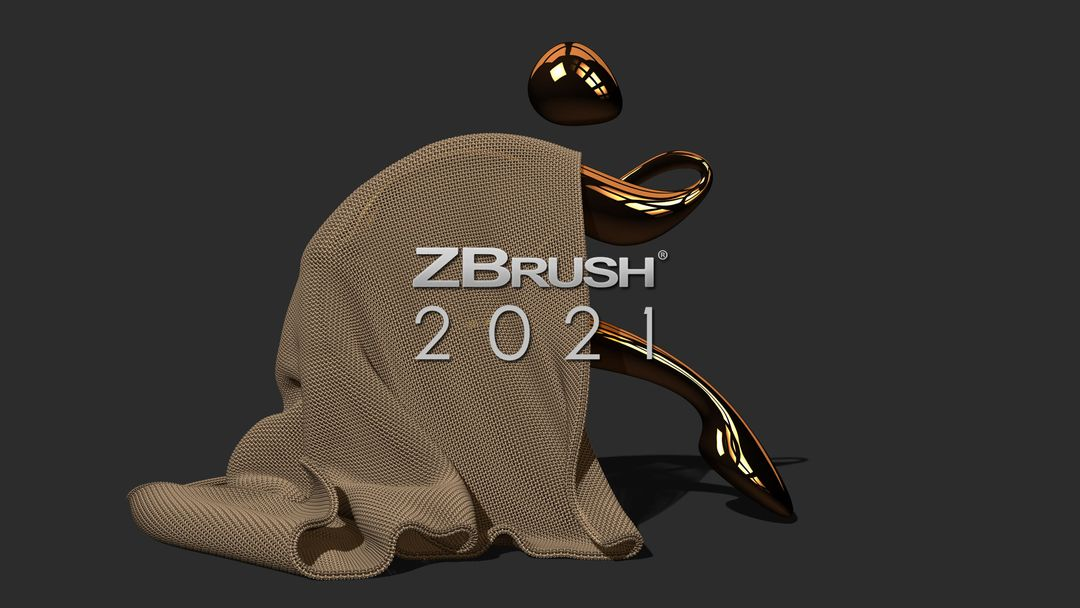 Zbrush 2021 Announced!