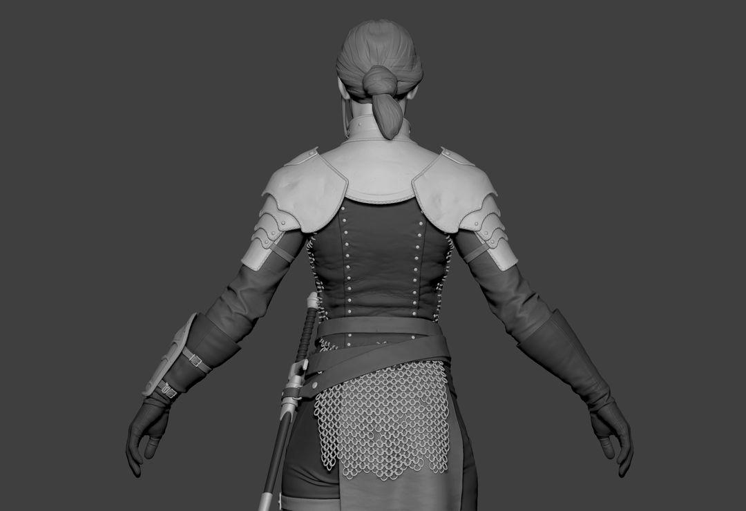 Warrior bust back jpg