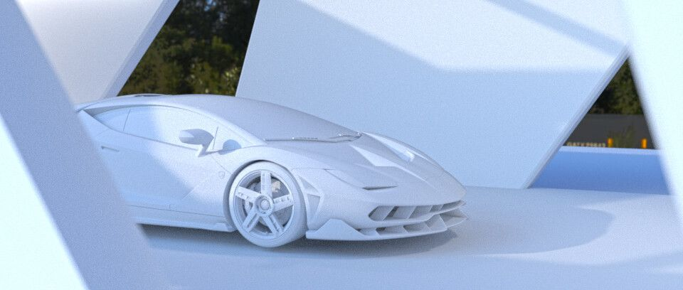 Lamborghini Centenario christer stormark sideviewclay jpg