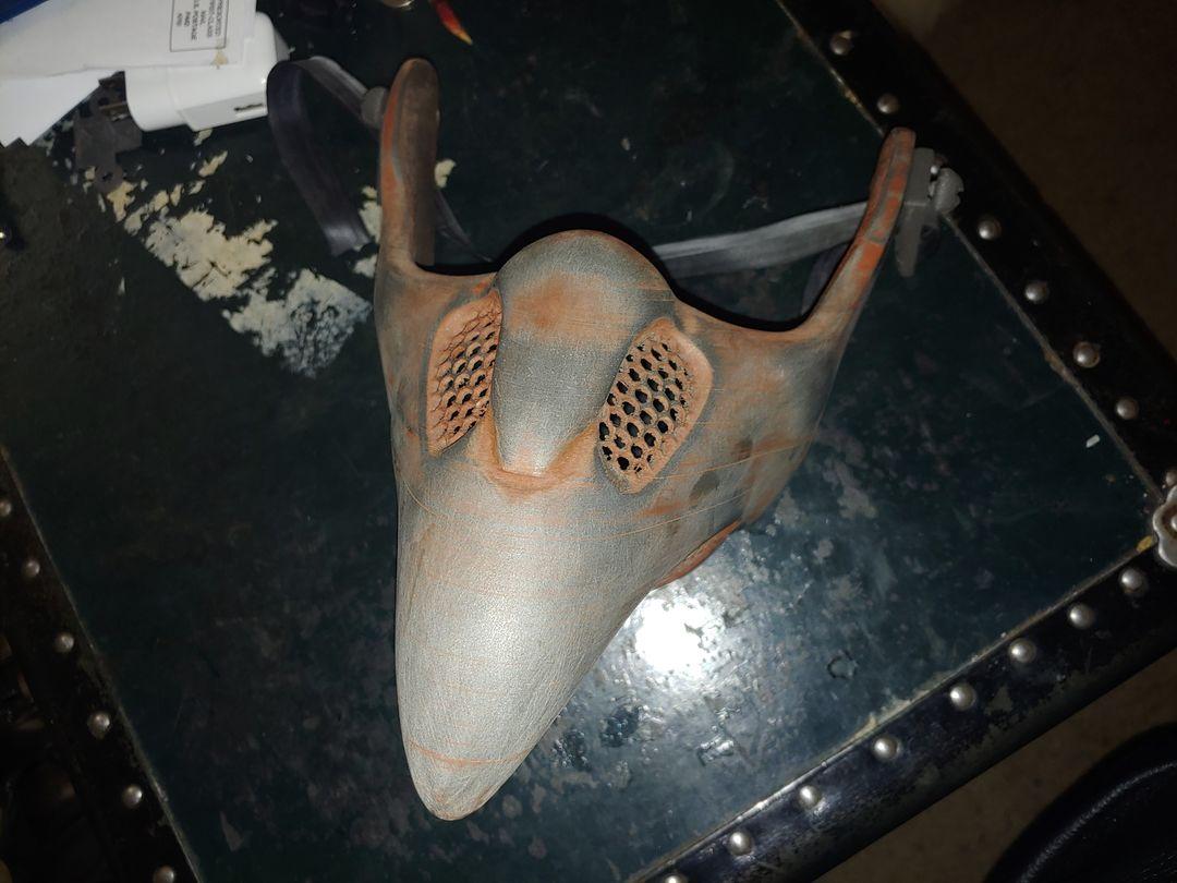 Plague Doctor Cyberpunk Mask 3D Print 20201112 174444 jpg