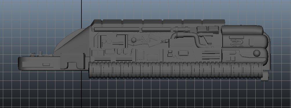 Predator Gaunlet Final Model Screenshot 1 jpg