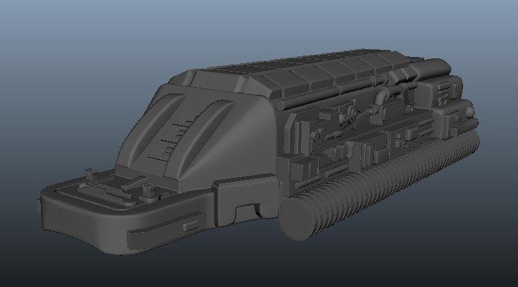 Predator Gaunlet Final Model Screenshot 10 jpg
