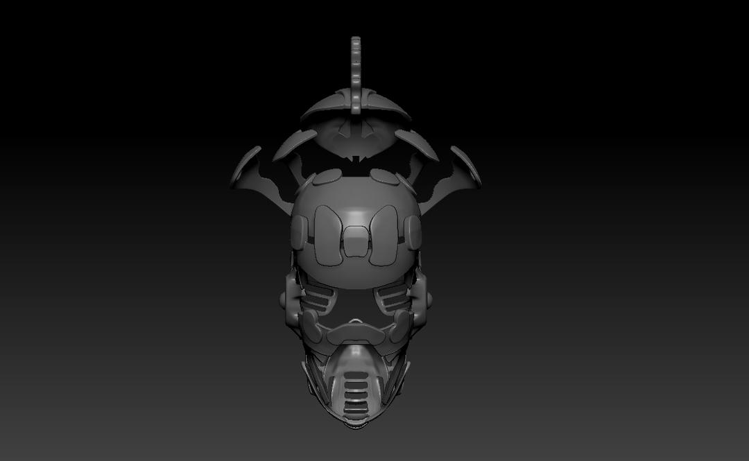 Cyberpunk Helmet Screenshot 14 png