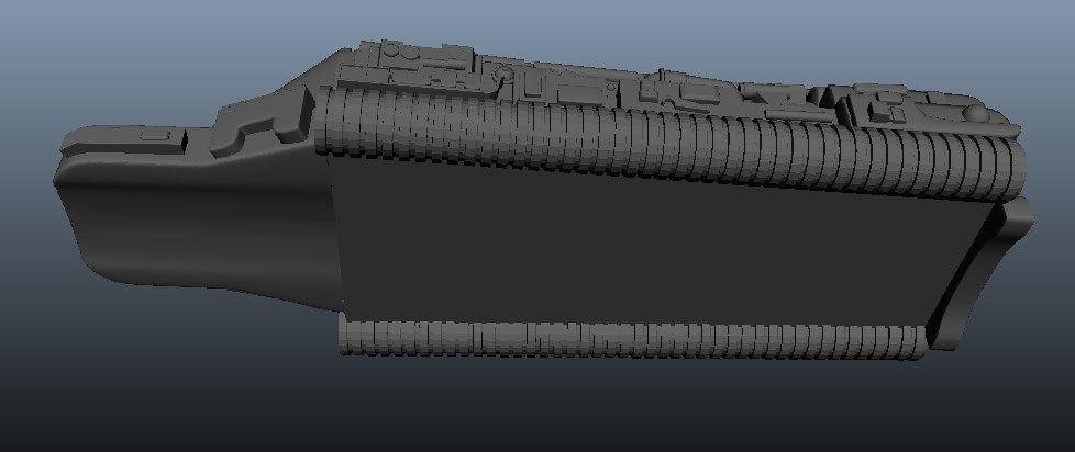 Predator Gaunlet Final Model Screenshot 2 jpg