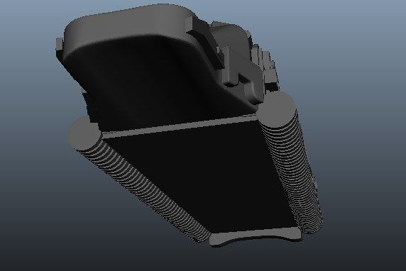 Predator Gaunlet Final Model Screenshot 3 jpg