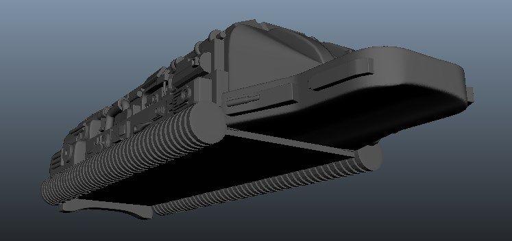 Predator Gaunlet Final Model Screenshot 4 jpg
