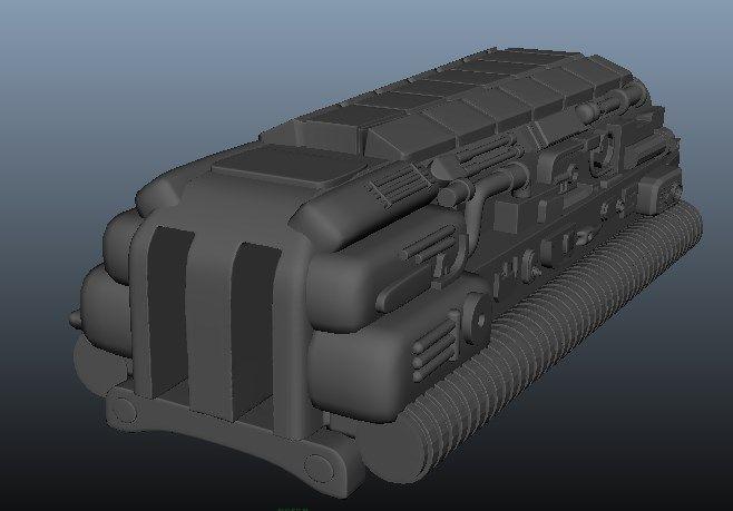 Predator Gaunlet Final Model Screenshot 6 jpg