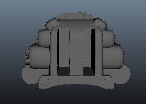 Predator Gaunlet Final Model Screenshot 7 jpg