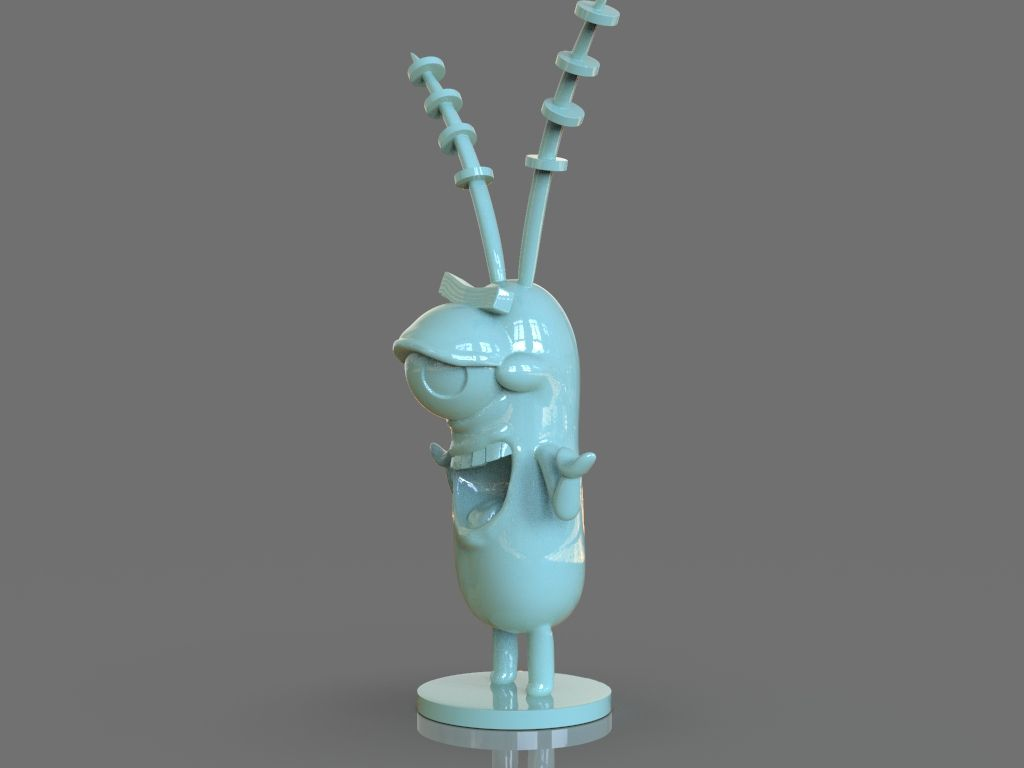 Sculptjanuyary 2021 Day 04 Sculptjanuary 2021 Render 372 jpg
