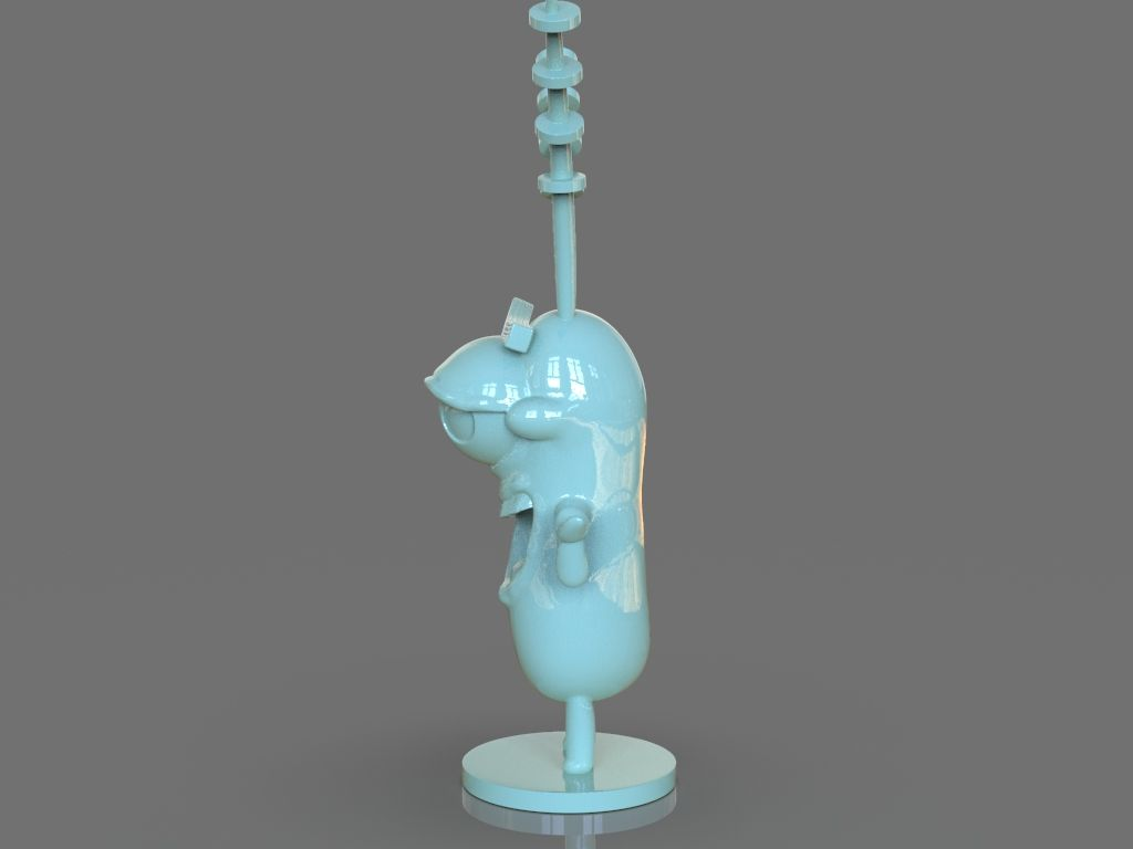 Sculptjanuyary 2021 Day 04 Sculptjanuary 2021 Render 373 jpg