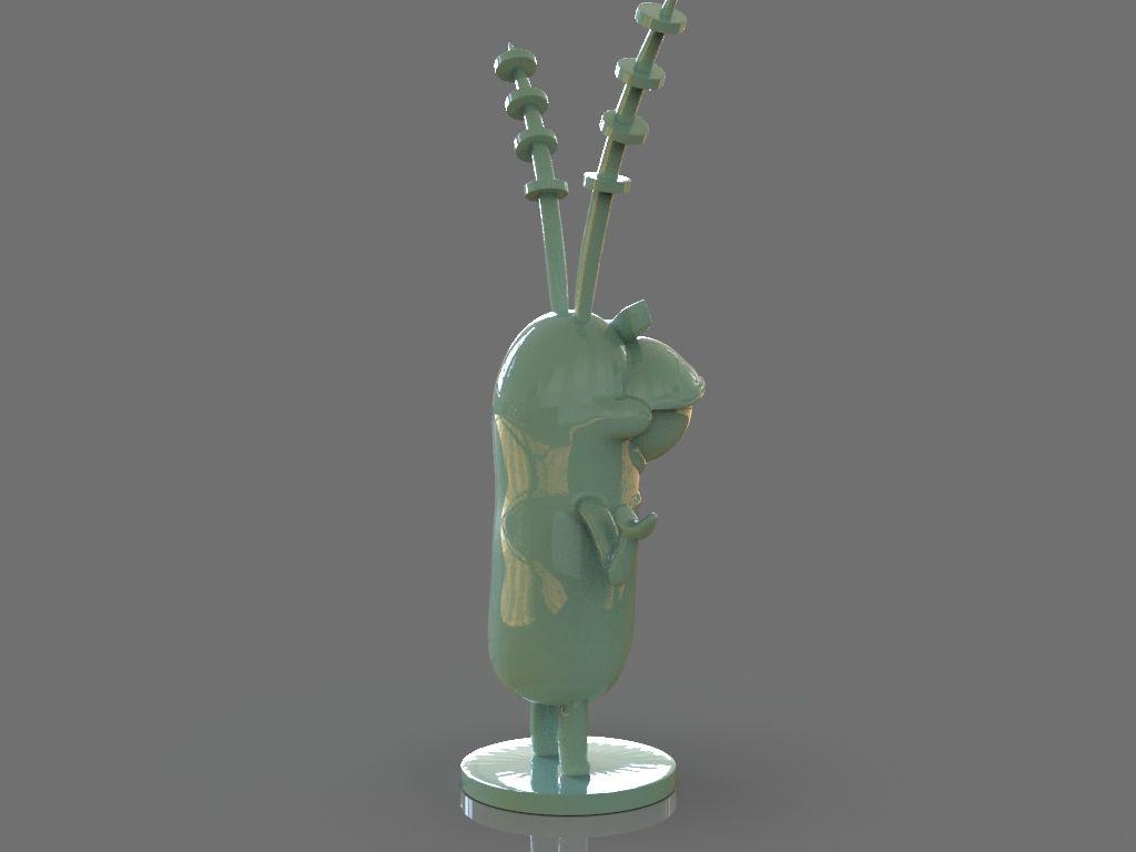 Sculptjanuyary 2021 Day 04 Sculptjanuary 2021 Render 376 jpg