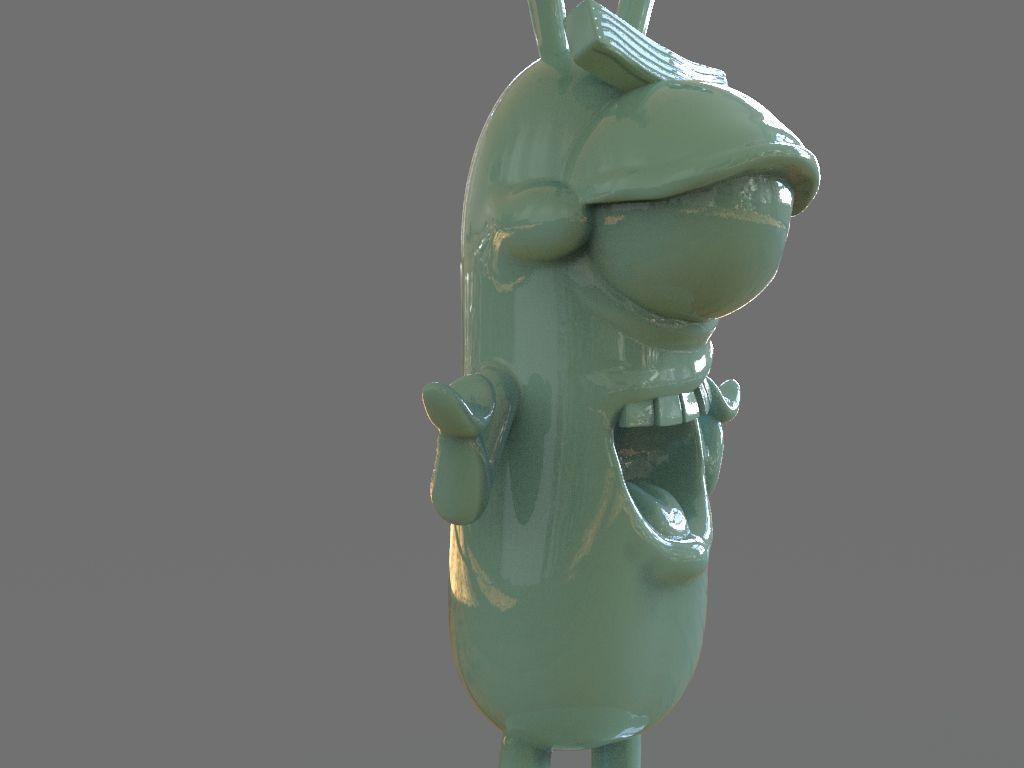 Sculptjanuyary 2021 Day 04 Sculptjanuary 2021 Render 381 jpg