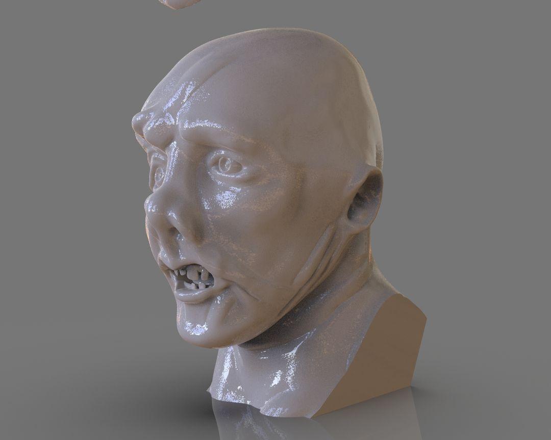 Jason Voorhees Bust 3D Print untitled 100 jpg