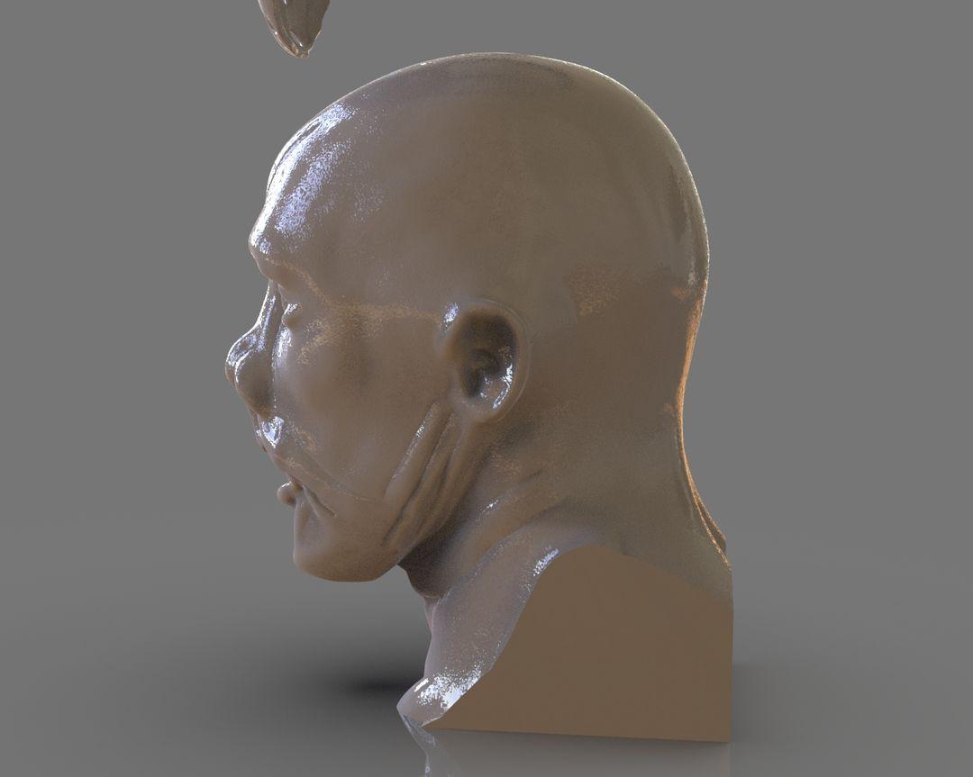 Jason Voorhees Bust 3D Print untitled 101 jpg