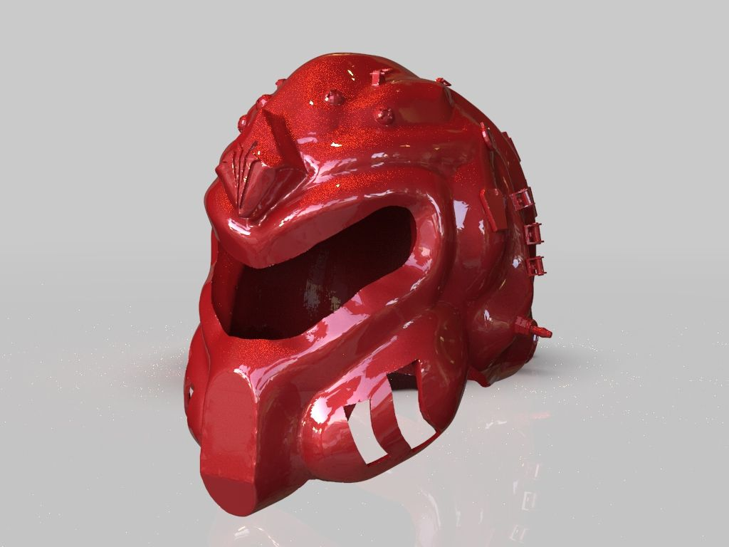 ScifFi Soldier Helmet untitled 2572 jpg
