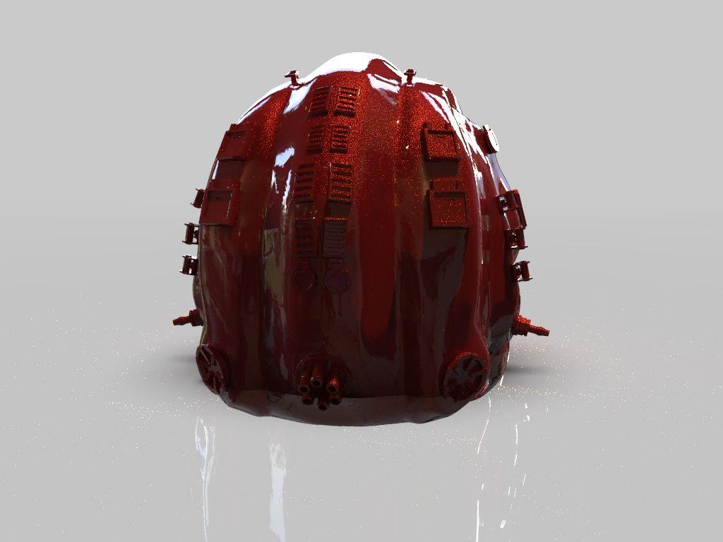 ScifFi Soldier Helmet untitled 2576 jpg
