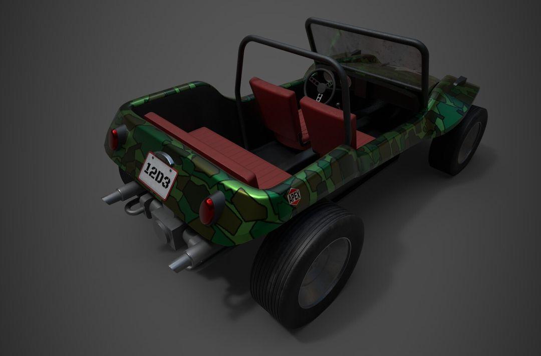 Gorillaz Jeep billy reiter two (1) jpg