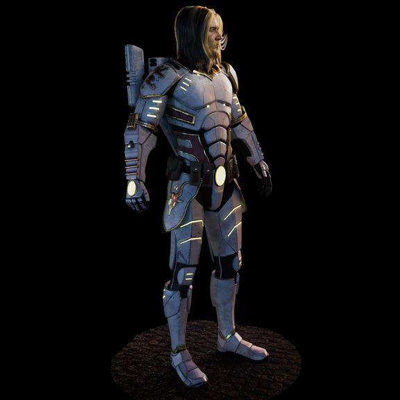 Artic Knight