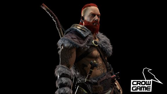 Rhürik - Game Ready Character