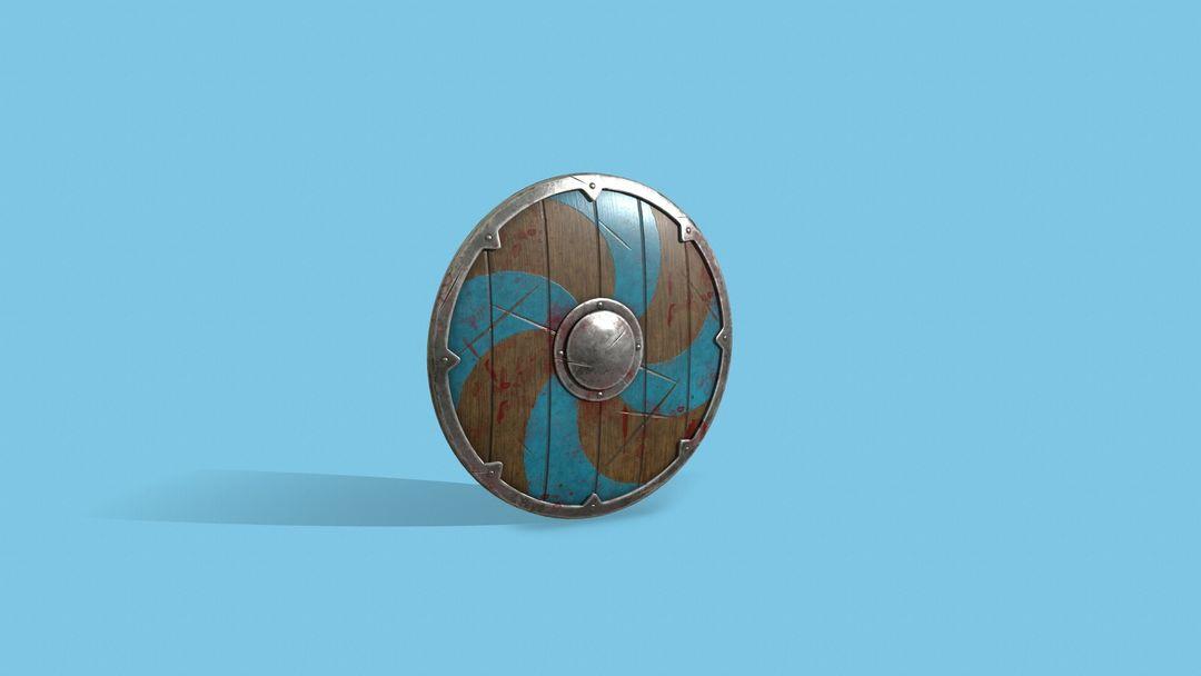 Viking Shield VikingShild 001 jpg