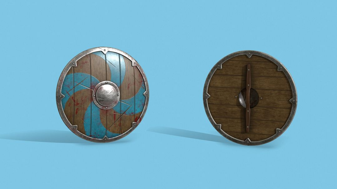 Viking Shield VikingShild 002 jpg