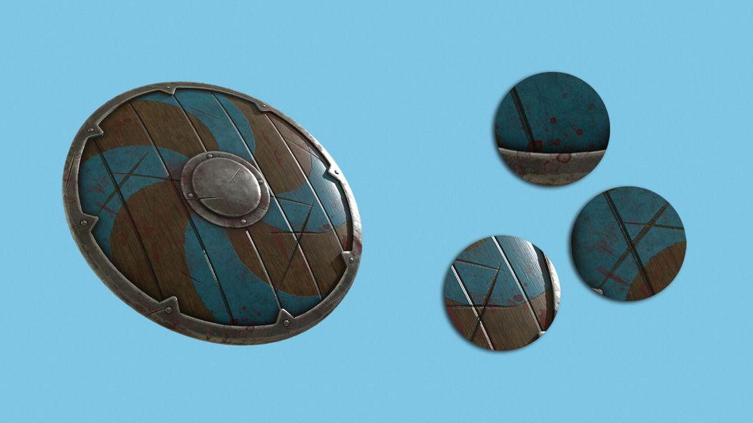 Viking Shield VikingShild 003 jpg