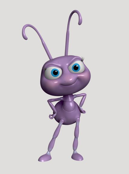 Dot The Ant