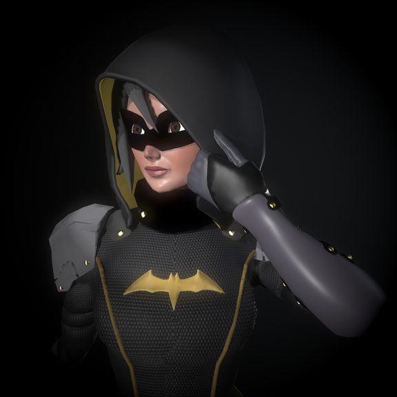 BlackBat - Cassandra Cain