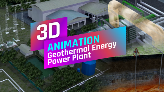 POWER PLANT ANIMATION