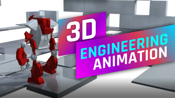 3D ENGINEERING ANIMATION