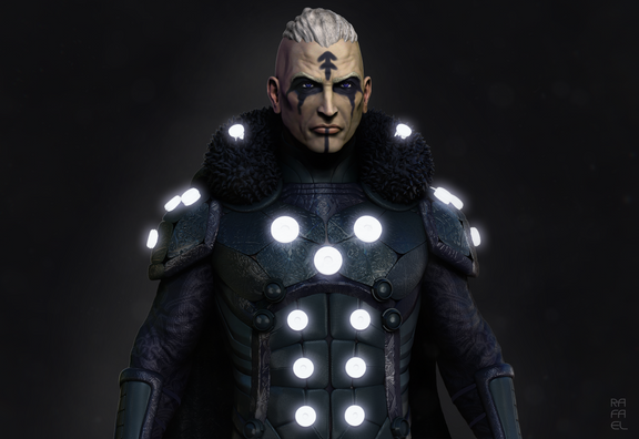 Neo Viking/ Futuristic Viking