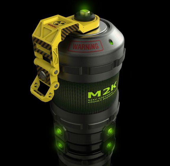 Grenade Sci-Fi