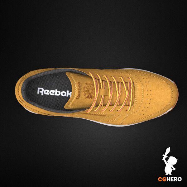 Product Visualisation - Reebok Classic Sneaker rebook classic trainer cgh 005 jpg