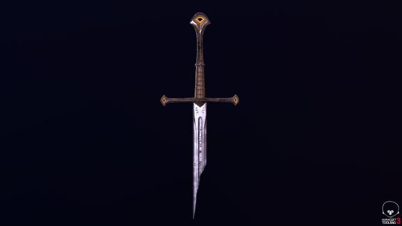 Anduril (Broken Blade)