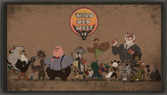 Wild Old West
