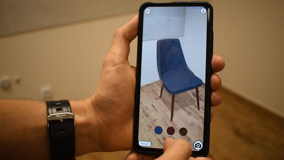 Augmented Reality Furniture Visualization
