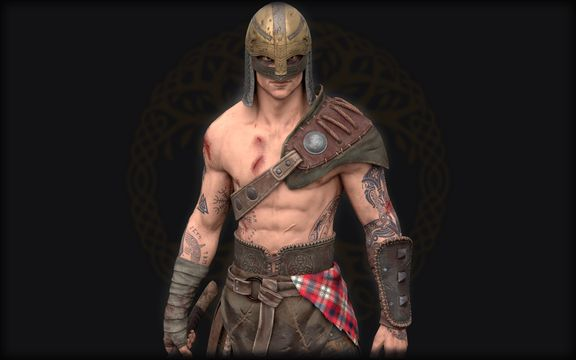 Viking - Game Character | Real-Time