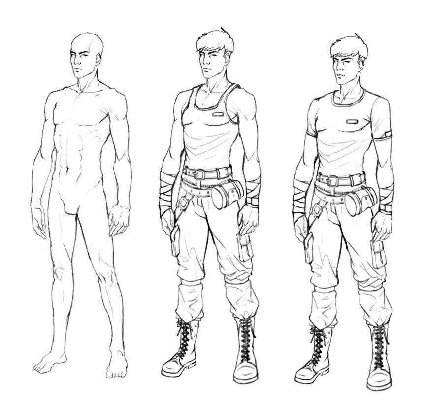 Asian 3D Characters di studios asian man3 jpg