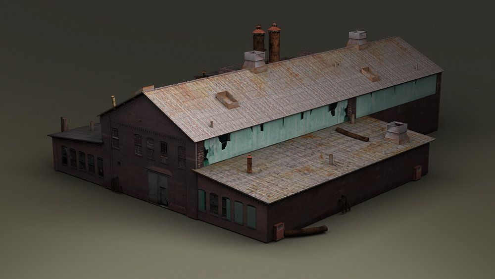 Gameart Buildings dis studio trainstation 004 jpg